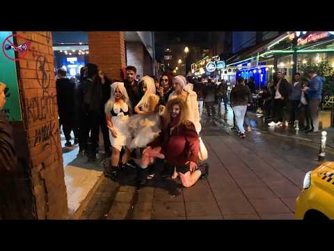 crazy-haloween-parties-in-istanbul!-|-halloween-makeup-|-istanbul