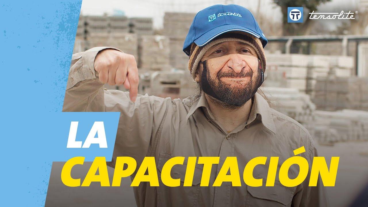 LA CAPACITACIÓN | Tensolite en Disensa, Alta Mezcla