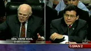 Senate Judiciary Committee with Alberto Gonzales-7/24/07 Pt8