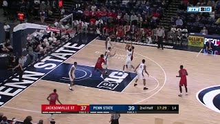 Highlights: Jacksonville State at Penn State | Big Ten Basketball