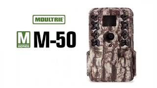 Moultrie M-50 Game Camera (2018) | MCG-13271 | Product Video