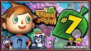 Animal Crossing New Leaf - Walkthrough Part 7 Planting Pear & Rare Trees