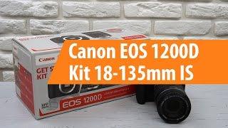 Розпакування Canon ЕОС матеріалом 1200D Кит 18-135мм-це / розпакування Canon ЕОС матеріалом 1200D Кит 18-135мм це