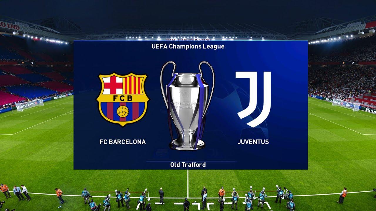 UEFA Champions League Final 2021 - Barcelona vs Juventus ...