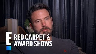 "Ben Affleck Talks ""World Champion"" Sex Scenes With Sienna Miller 