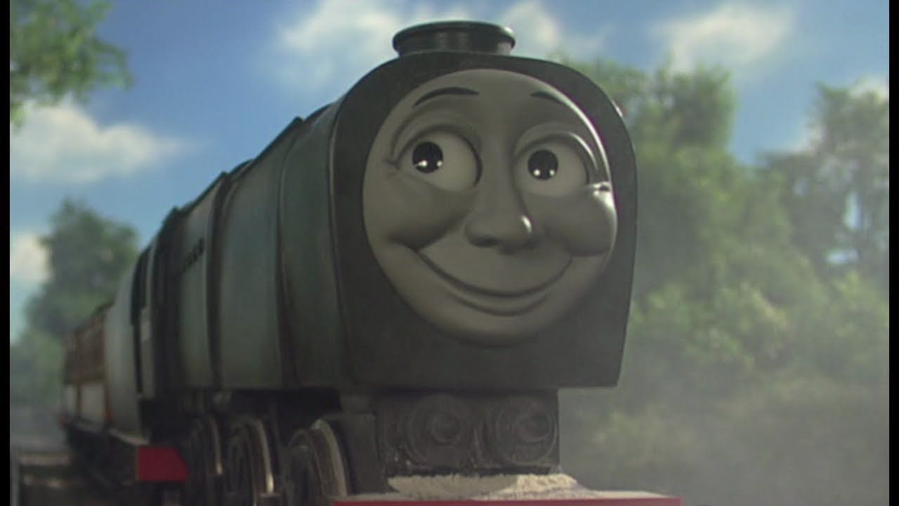 Trainz Friends And Thomas Neville