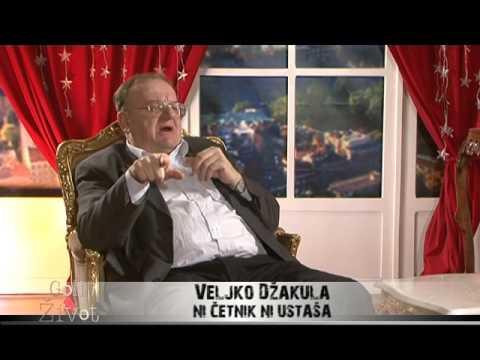Goli zivot - Veljko Dzakula - (TV Happy 23.03.2013.)