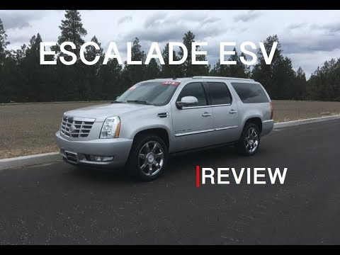 Cadillac Escalade ESV Review | 2007-2014 | 3rd Gen