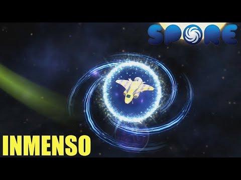 Spore - MOVIÉNDOME POR EL ESPACIO - SPORE GAMEPLAY ESPAÑOL #12 thumbnail