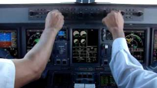 EMBRAER 190 TAKE OFF PROCEDURES QUITO