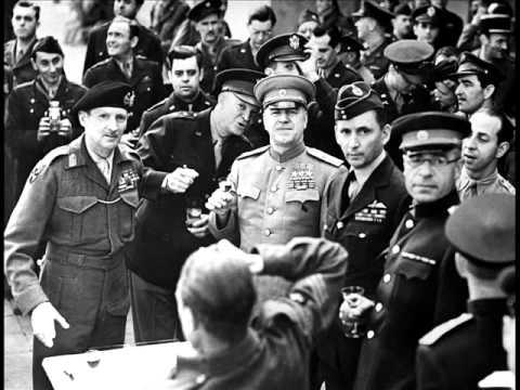 """March """"Marshal Zhukov"""" (Aleksandra Pakhmutova)"""