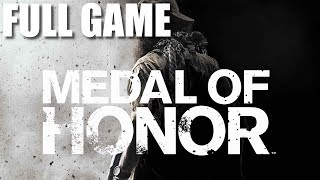 Medal Of Honor (2010) - Full Game Walkthrough (No Commentary Longplay)