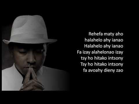 Rehefa maty - Gangstabab (lyrics)