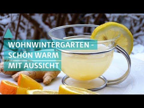Wintergarten bauen: So lässt sich der Winter genießen | BAUEN & WOHNEN