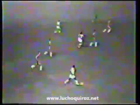 Juan José Muñante vs Chile 17/07/1977 (Eliminatorias Argentina 1978)