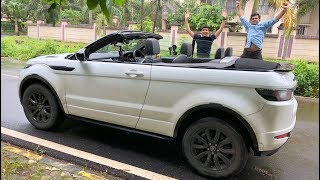I Took Instagram Followers For A Drive In Range Rover Evoque