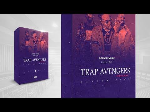 Trap Avengers Vol.1 - Trap & Hiphop Loops Samples | Sonics Empire