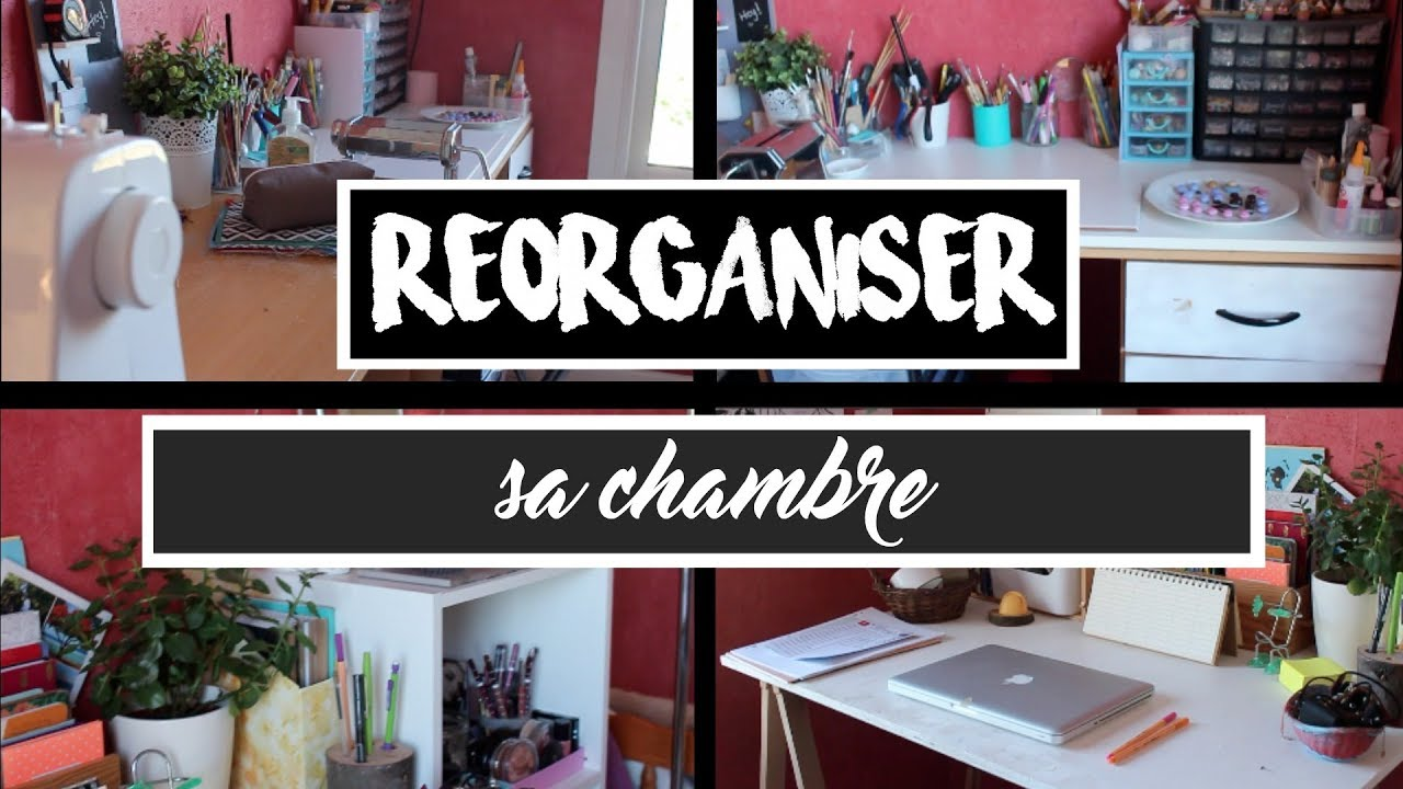 Comment RÉorganiser  Ranger Sa Chambre ?⎜how To