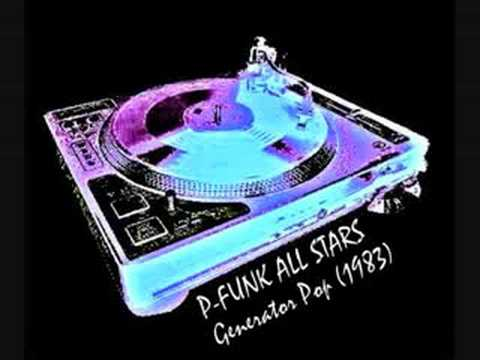 P-FUNK ALL STARS - Generator Pop (extended)