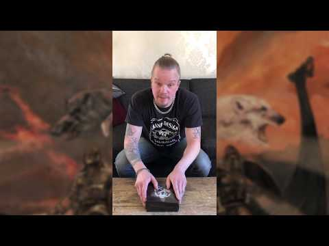 "MANEGARM - ""Fornaldarsagor"" Unboxing | Napalm Records"