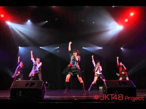 JKT48 - Kagami no naka no jeanne D'arc (Guitar INST)