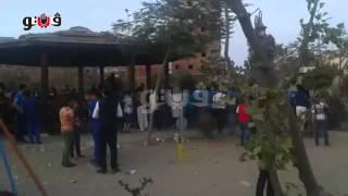 حفل تحرش جماعي على فتاتين بحديقة عامة بالمحلة الكبري
