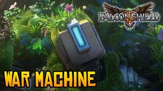 Repeat youtube video Falconshield - War Machine (Overwatch song - Bastion)