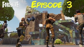 Fortnite Story Mode: Part 3 [WE'RE GETTING BETTER?]