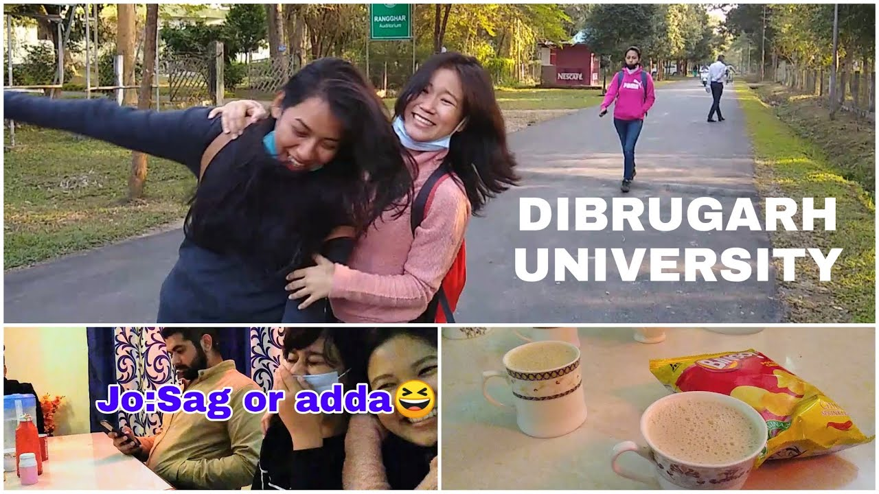 Download A day in the life of a Dibrugarh University student | During COVID
