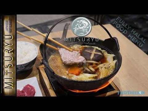 Mitsuryu - Japanese Restaurant In Chinatown, London