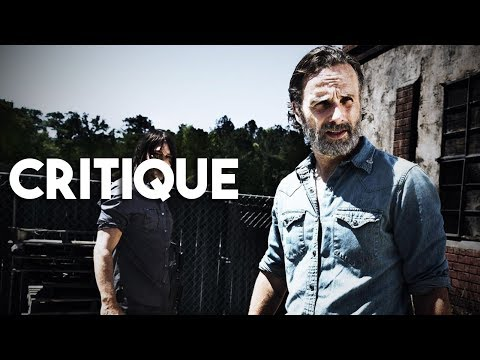 CRITIQUE - The Walking Dead (Saison 8 - Episode 1 à 8) (w/ Valwho Artworks)
