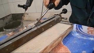 Делаем наилучший плиткорез своими руками ч.1(Karl Dahm - плиткорез мечта для любого облицовщика плиткой.В этой видео подборке будет показано как такой плитк..., 2014-04-12T07:50:15.000Z)