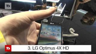 Nokia 808 Pureview, Sony Xperia P, HTC One X & more_ Best smartphone MWC 2012