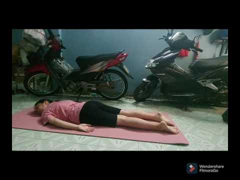 Bài tập Yoga tuần 3