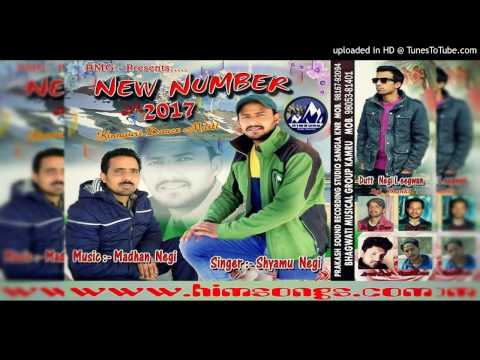 New Number_ 2017 [Kinnauri Dance Masti]