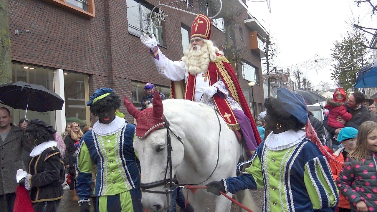 Sinterklaas Intocht Oisterwijk 2016 Youtube