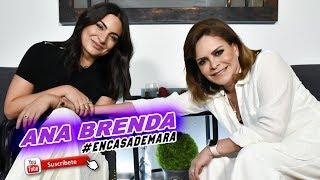 Ana Brenda entre México y Estados Unidos #EnCasaDeMara YouTube Videos