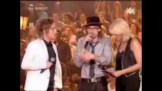 Christophe Willem/Julien Doré - You Can Leave Your Hat On - Duos Des Coeurs 20 06 2007