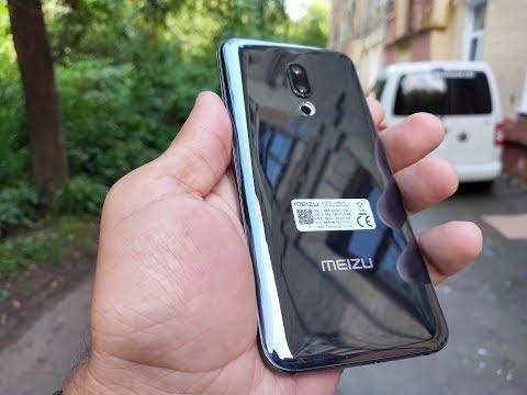 Meizu 16th  8/128 Когда в телефоне больше памяти чем на ПК)