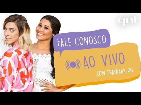 AO VIVO! Donas da P* toda: Júlia Rabello e Thay OG apresentam os originais do YouTube do GNT e Nhac