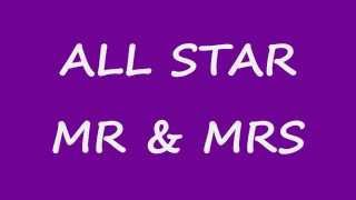 All Star Mr   Mrs   Theme Tune