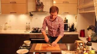Датский томатно-рыбный суп «Острое удовольствие»