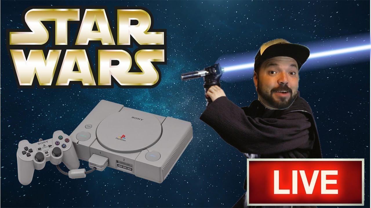 EN VIVO:  Sesión de Star wars con amigos!