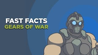 Jake The Voice Parr has some mildly disturbing Gears of War trivia for your eyes and ears Subscribe to LORE httpbitlyLoreSubscribe Follow Lore on Twitter