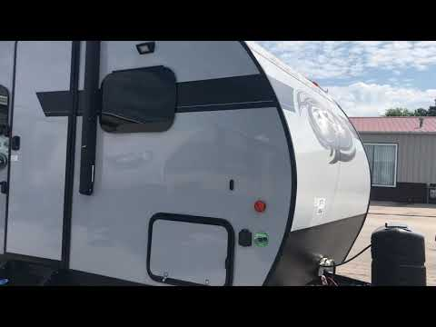 2019 Forest River Cherokee Wolf Pup 18TO Travel Trailer, Tri State RV, www.tristaterv.com
