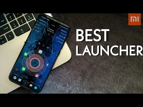 Best 3D Launcher For Any Android Devices-Arc Launcher