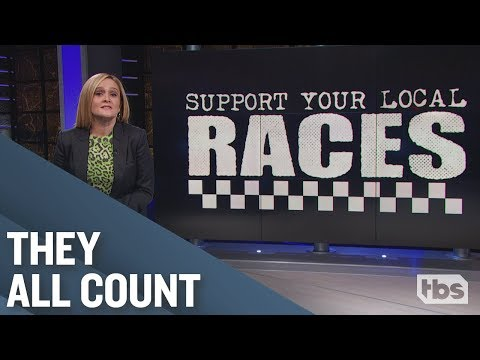 Support Your Local Races | November 5, 2018 Act 2 | Full Frontal on TBS