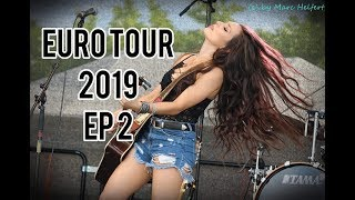 Euro Tour 2019 Vlog - Jessica Lynn - Episode 2 - Barzio, Italy + Eging Am See, Germany