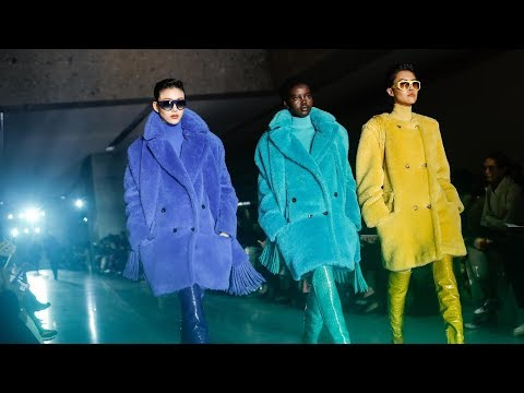 Max Mara Fall Winter 2019: The Politics Of Glamour