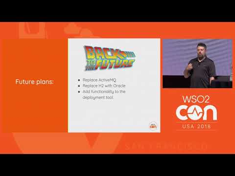 Implementing Standard Software Practices with WSO2, WSO2Con USA 2018